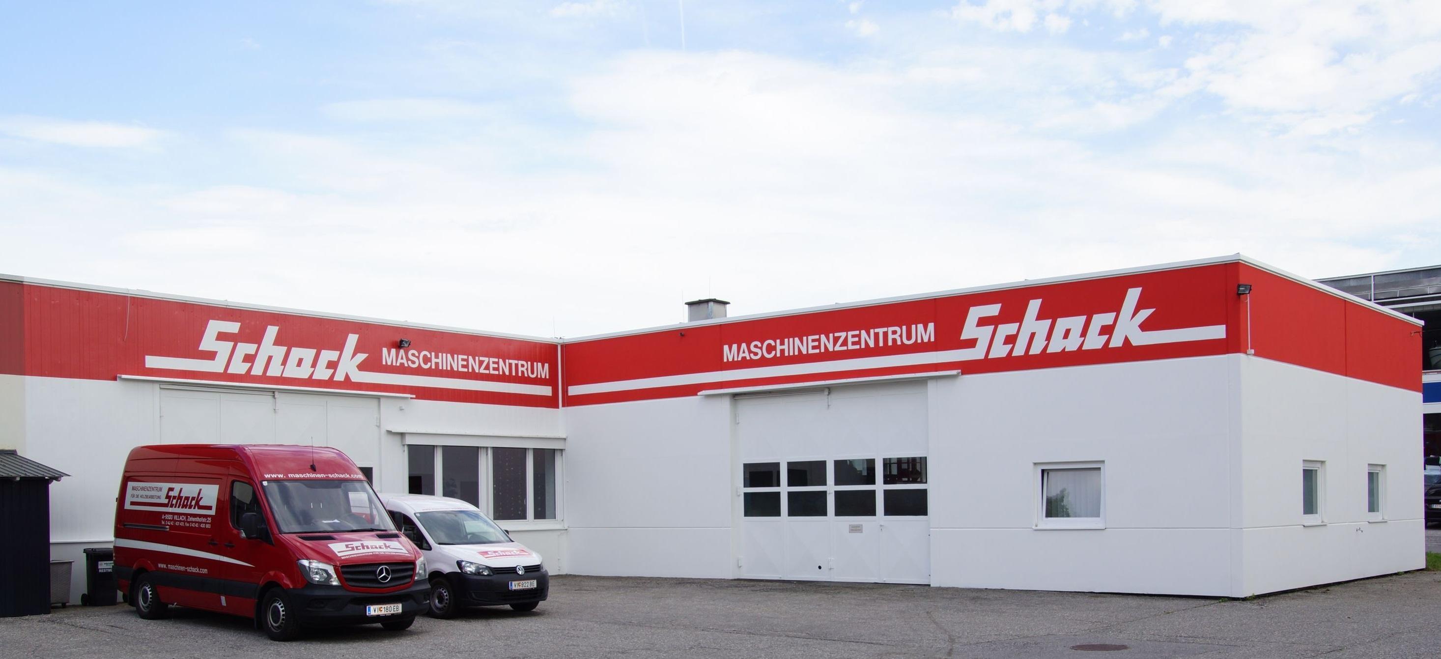 Prächtig Maschinenzentrum Schack – Maschinen für die Holzbearbeitung &JW_24